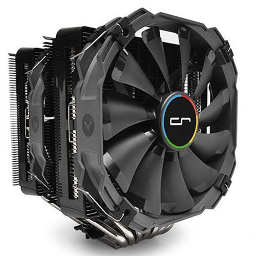 Cryorig R1 Ultimate (CR-R1A) Dual Tower CPU Heatsink with 2xXF140 fans