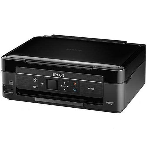 Epson XP-330 Wireless Color Photo Printer with Scanner and Copier