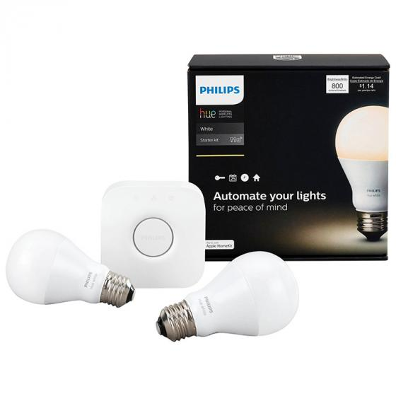 Philips Hue A19 Starter Kit