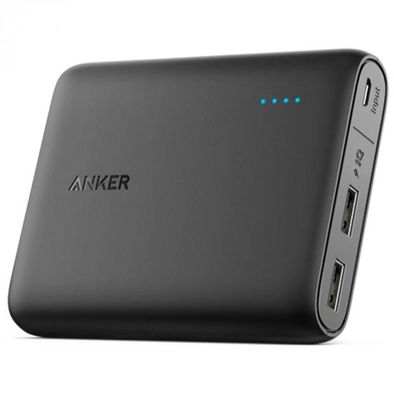 Anker PowerCore 13000 2-Port Ultra-Portable Phone Charger Power Bank