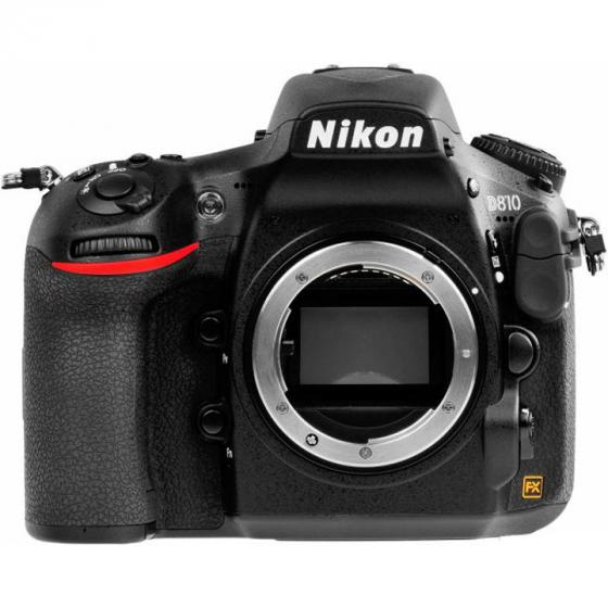 Nikon D810 FX-Format DSLR Camera (Body Only)