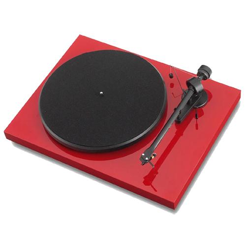 Pro-Ject Debut Carbon Red