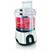 Hamilton Beach 70760 10-Cup Food Processor with Compact Storage