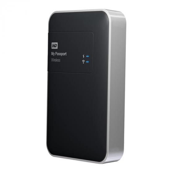 Western Digital My Passport Wireless 1TB Portable External Hard Drive