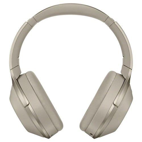 Sony MDR-1000X Bluetooth stereo headphone - Gray beige