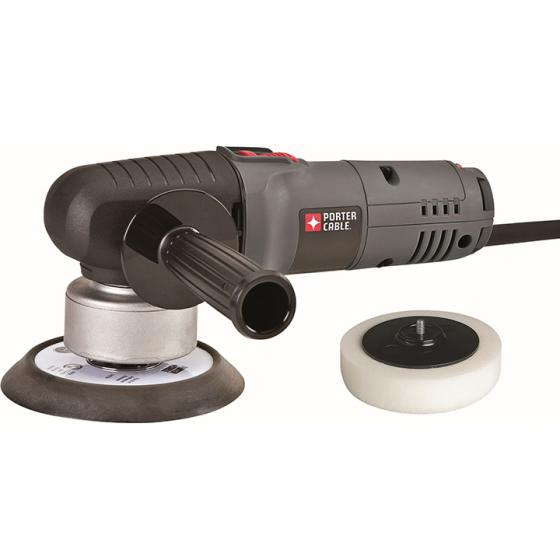 PORTER-CABLE 7346SP Random Orbit Sander with Polishing Pad