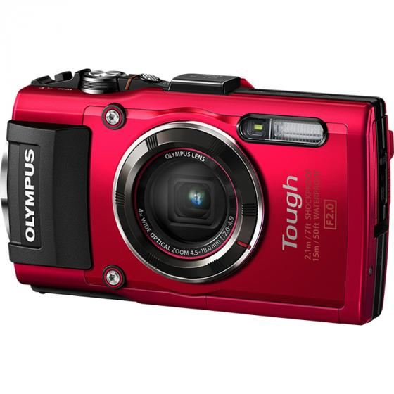 Olympus TG-4 Waterproof Digital Camera