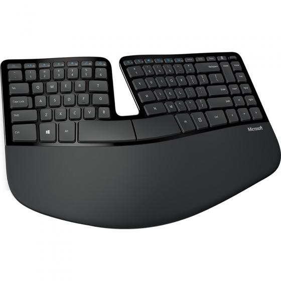 Microsoft Sculpt Wireless Ergonomic Keyboard