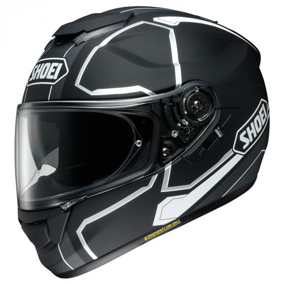 Shoei GT-Air Pendulum, Small, Black/White