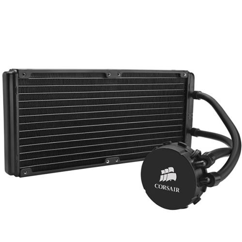 Corsair H110 Hydro Series 280 mm High Performance Liquid CPU Cooler