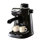 Delonghi EC5 Steam-Driven 4-Cup Espresso and Coffee Maker