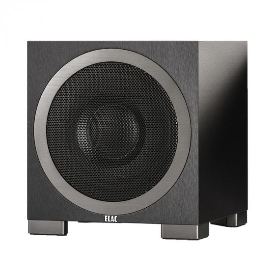 Elac S10EQ Debut Series 400 Watt Powered Subwoofer by Andrew Jones with AutoEQ