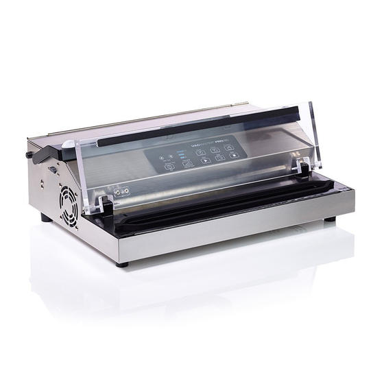 Vacmaster Pro 380 Suction Vacuum Sealer with Extended 16