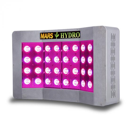 MarsHydro Pro II CREE 600W LED Grow Lights Full Spectrum