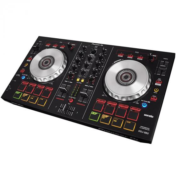 Pioneer DDJ-SB2 Portable 2-channel