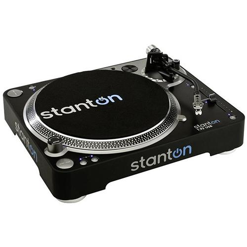 Stanton T92 USB Direct Drive DJ Turntable