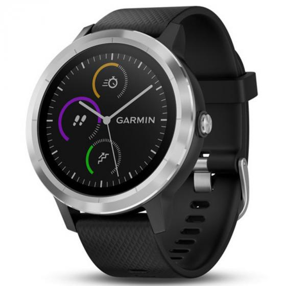 Garmin Vivoactive 3 Black Stainless