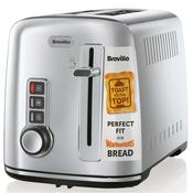 Breville VTT570 Toaster the Perfect Fit for Warburtons