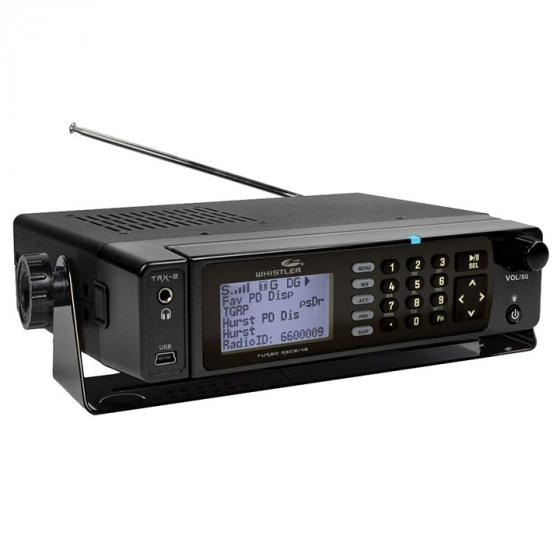 Whistler TRX-2 Base Digital Mobile Radio Scanner