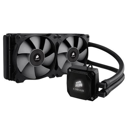 Corsair H100i Hydro Series Extreme Performance Liquid CPU Cooler