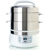 Euro Cuisine FS2500 Electric Food Steamer