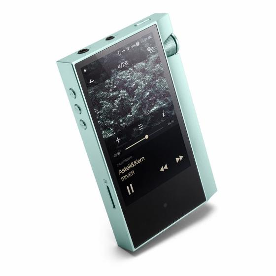Astell&Kern AK70 64GB (Hi-Res support, microSD support, Misty mint)