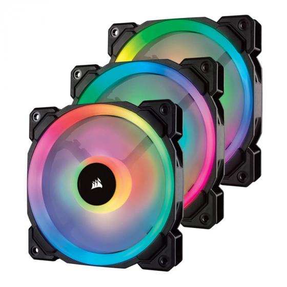 Corsair LL120 RGB 120mm RGB Dual Light Loop Case Fan