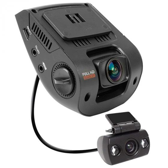 Rexing V1P Car Dash Cam with Rear Camera