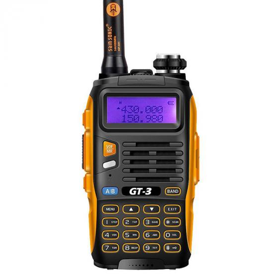 BaoFeng GT-3 Mark-II PoFung Transceiver + 1 Additional Free Battery