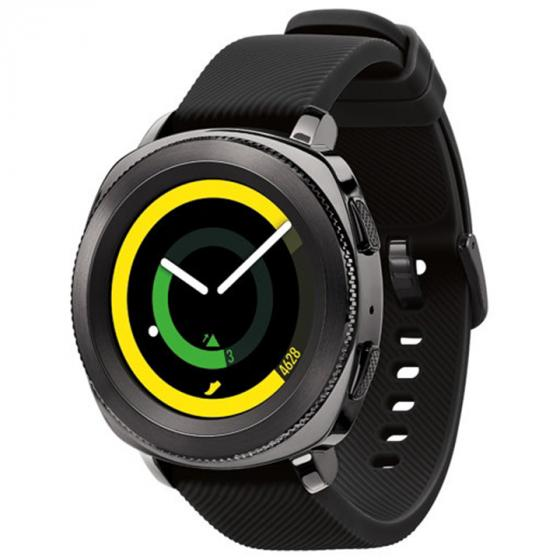 Samsung Gear Sport (SM-R600NZBAXAR) Blue – US Version