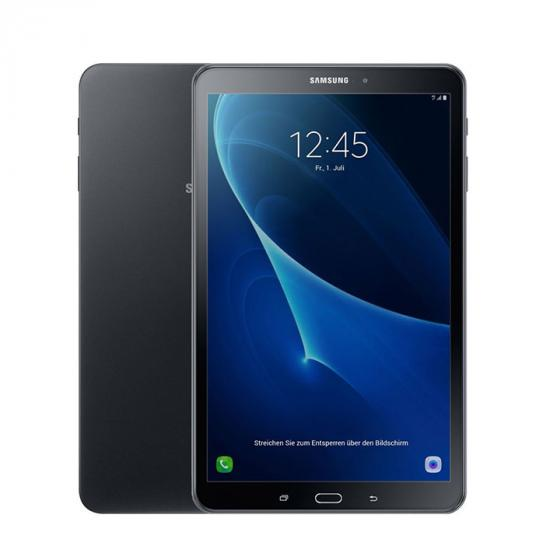 Samsung Galaxy Tab A (SM-T580NZKAXAR) 10.1-Inch 16 GB, Tablet, Black