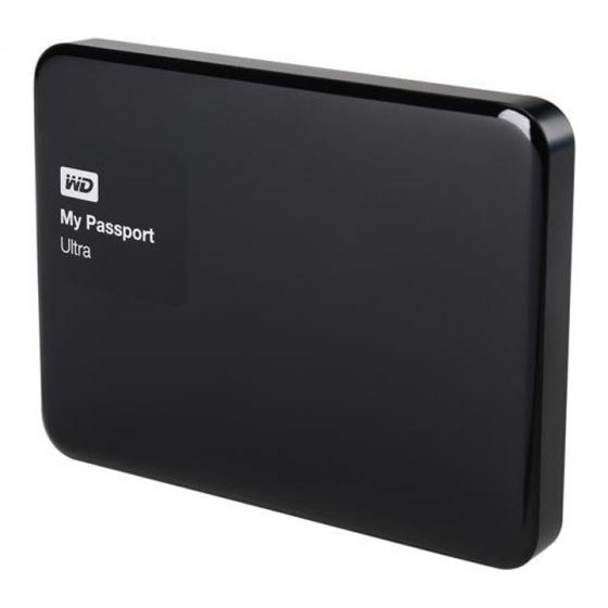 Western Digital My Passport Ultra 1TB Black Portable External Hard Drive