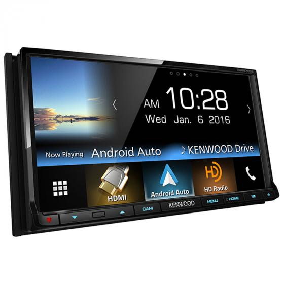 Kenwood DDX9703S 2-DIN In-Dash DVD/CD/AM/FM Car Stereo