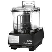 Waring WFP14SW Sealed Space-Saving Batch Bowl Food Processor with LiquiLock Seal System, 3-1/2-Quart