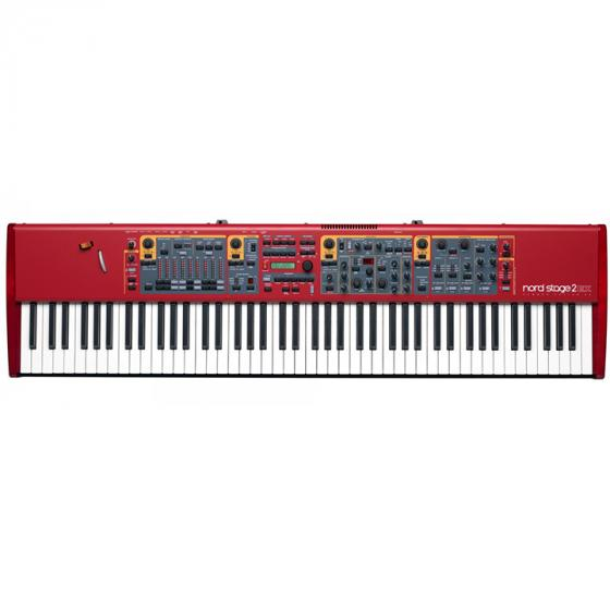 Nord Stage 2 EX 88-Key Hammer Action Keybed