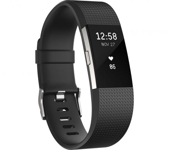 Fitbit Charge 2 Unisex Fitness Tracker