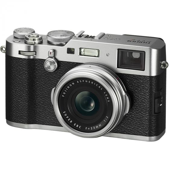 Fujifilm X100F APS-C Digital Camera - Silver