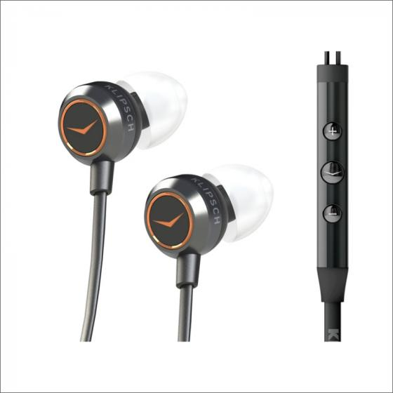 Klipsch X4i Earbuds with Playlist Control