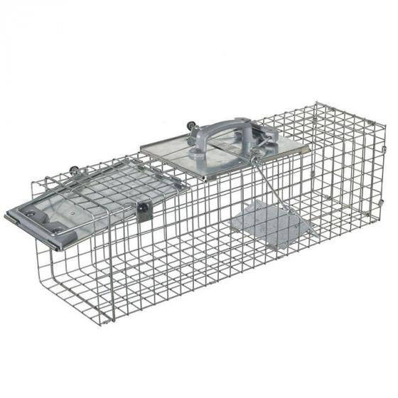 Havahart 1084 Easy Set One-Door Cage Trap