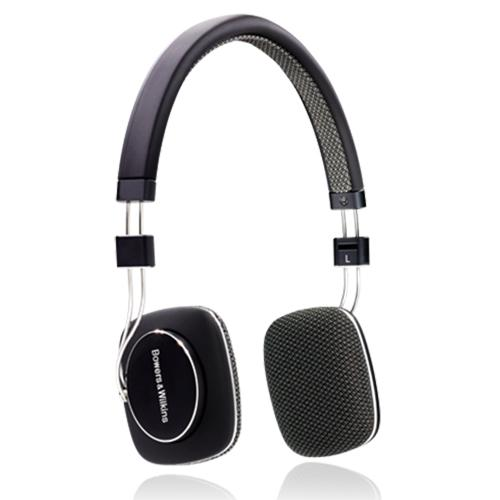 Bowers & Wilkins P3 Headphones (Wired) - Black/Grey