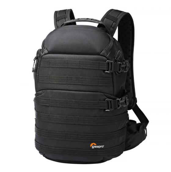 Lowepro ProTactic 350 AW A Professional Camera Backpack for 1-2 Pro DSLR Cameras and 13