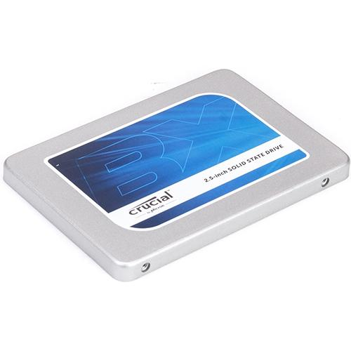 Crucial BX200 240GB SATA 2.5 Inch Internal Solid State Drive (CT240BX200SSD1)