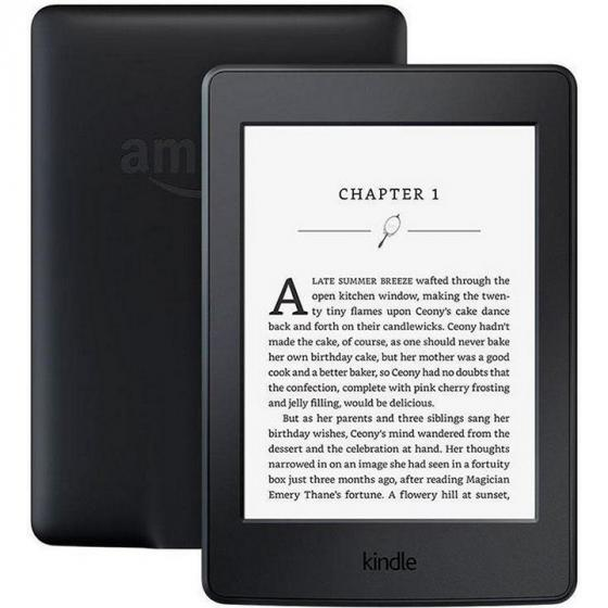Kindle Paperwhite eReader, High-Resolution Display, Built-in Light, Wi-Fi