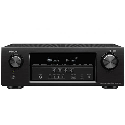 Denon AVR-S730H 7.2 Channel AV Receiver with Built-in HEOS wireless technology