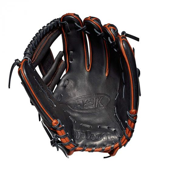 Wilson A2K 1787 SuperSkin Infield Baseball Glove - 11.75