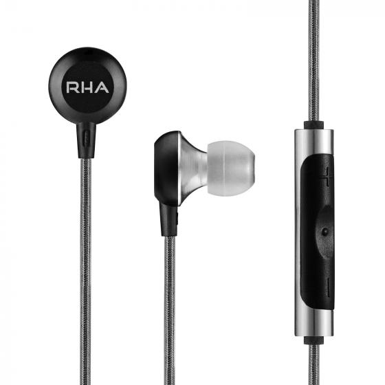 RHA MA600i Noise Isolating In-Ear Headphone