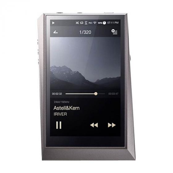 Astell&Kern AK320 Portable High-Resolution Audio Player - 128GB Silver