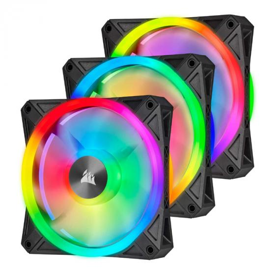 Corsair QL120 RGB 120mm RGB LED Fan