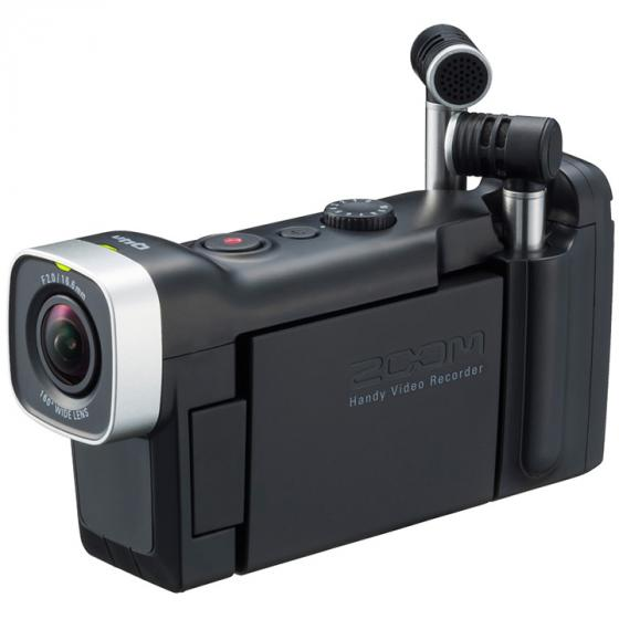 Zoom Q4N Portable Handy Audio Video Recorder