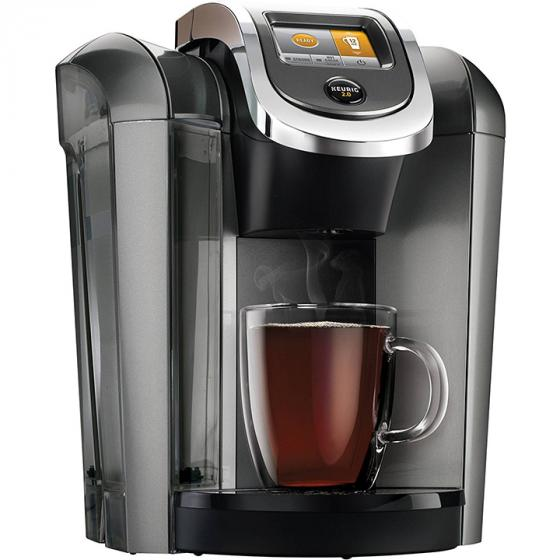 Keurig K525 Hot 2.0 Plus Series Single-serve Coffee Maker